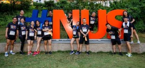 NUS Run Cover Photo